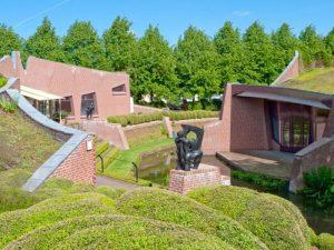 museum de buitenplaats eelde Martini Hotel Groningen
