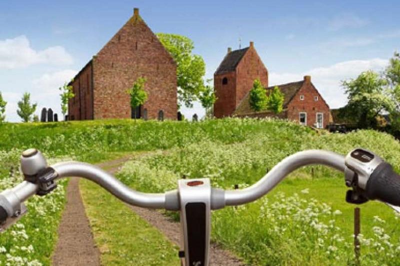 fietsen in Groningen fietsarrrangement Martini Hotel centrum